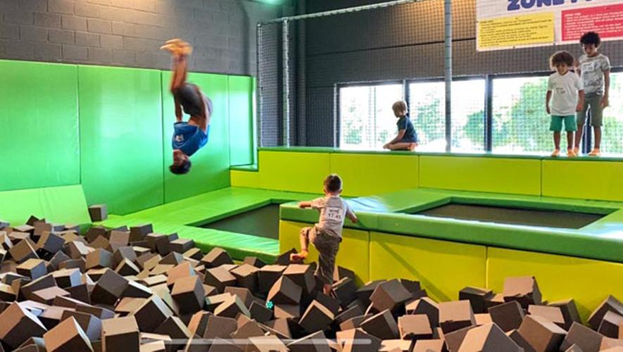 Article franchise jeux trampoline New jump toute-la-franchise.com